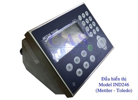 www.123nhanh.com: Đầu cân điện tử IND246 Mettler Toledo - Cân Chi Anh
