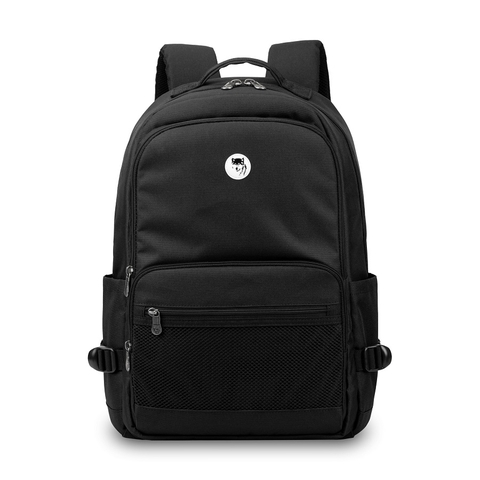 Balo Laptop Mikkor Louie-  Black