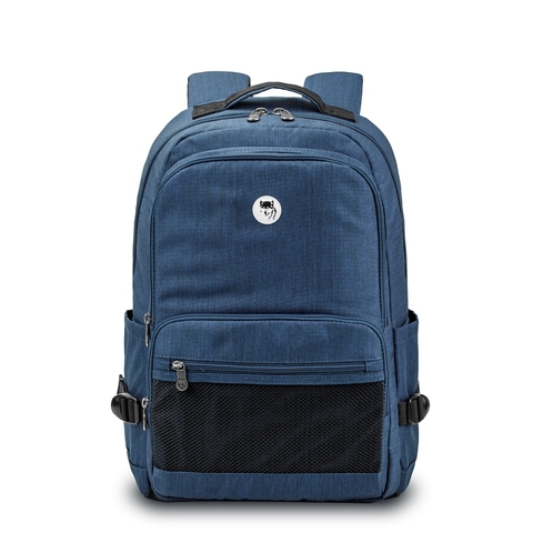 Balo Laptop Mikkor Louie- Navy