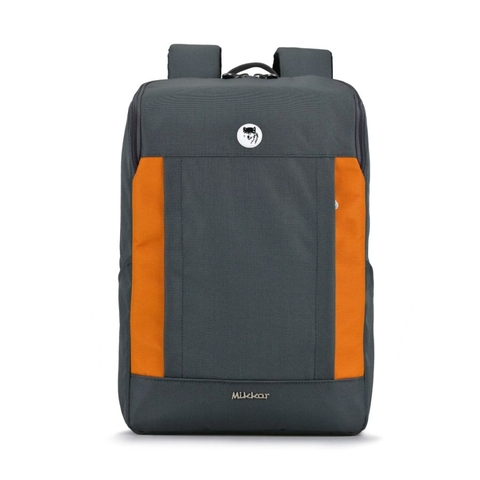 Balo Laptop Mikkor Kalino - Graphite / Orange