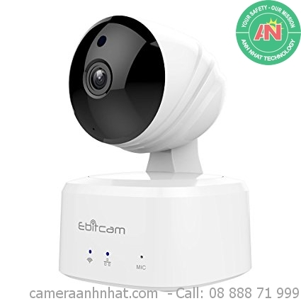 Camera Ip Wifi Ebitcam E2 HD 1.0MP