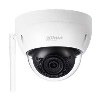 Camera Dahua 3MP IR Mini-Dome Wi-Fi Network camera DH-IPC-HDBW1320EP-W
