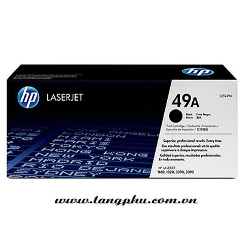 Mực in Laser HP 49A