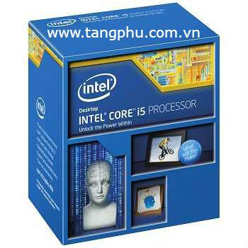 CPU Core I5 - 4460 (3.2HZ)