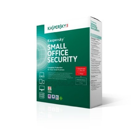 Kaspersky Small Office Security 5PC (1 Sever + 5PC)