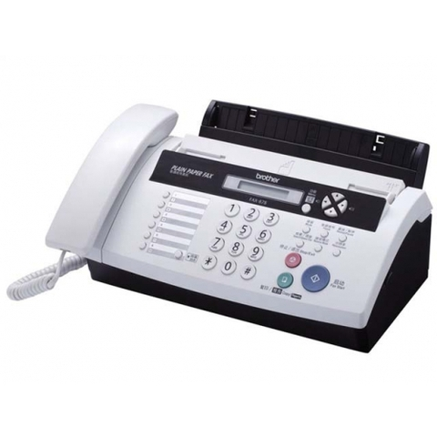 Máy fax Brother 878