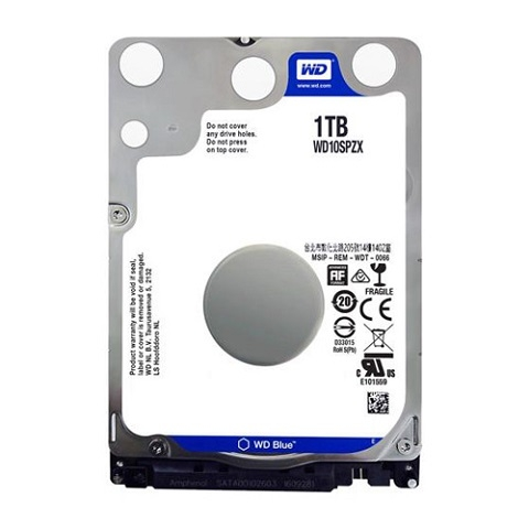 Ổ cứng laptop WD Blue 1TB