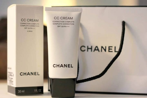 Kem Nền CC Cream Chanel Correction Complette SPF 30