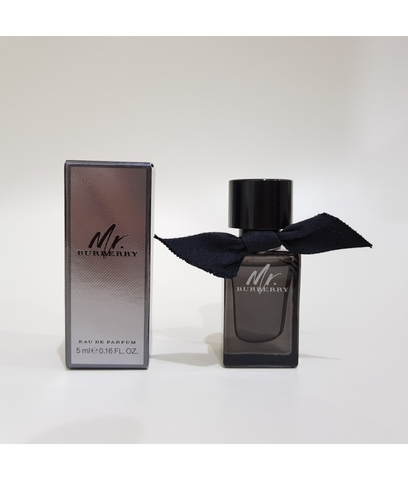 Nước hoa nam Mr Burberry 5ml