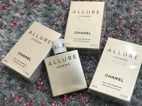 NƯỚC HOA CHANEL ALLURE HOMME E'DITION  BLANCHE 100ML