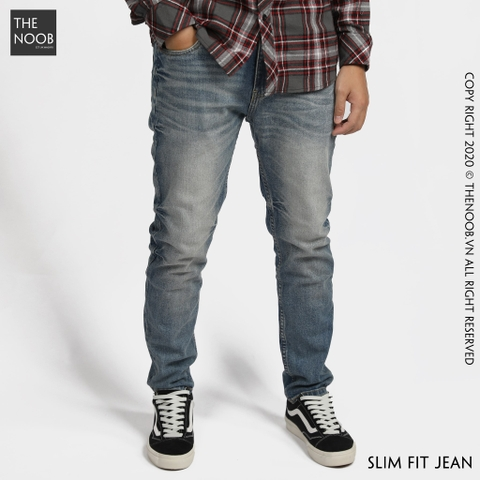 Scotch & Soda - Quần Jean Dáng Slim Fit - 2020QB24