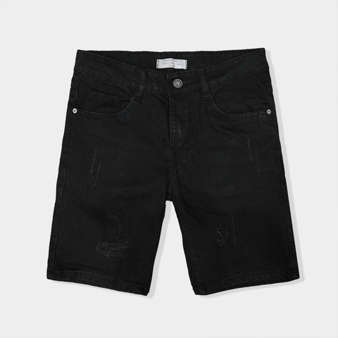 Zara Man - Quần Short Denim Rách - 2019QS27