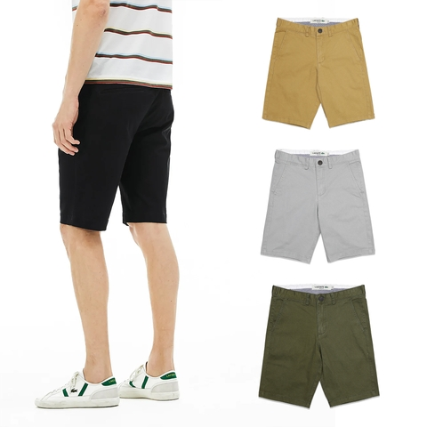 Lacoste - SLIM FIT STRETCH SHORT - 2019QS26