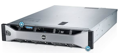 Server DELL   Poweredge R520