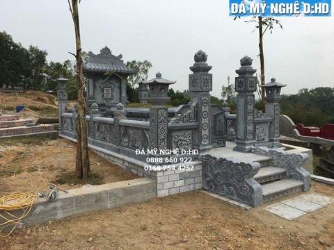 Dịch vụ lăng mộ đá tại Quảng Ngãi- Lăng mộ đẹp hàng đầu Quảng Ngãi