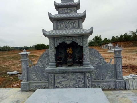 Tư vấn lăng mộ đá tại Bắc Giang - Dịch vụ thi công lăng mộ đá chuyên nghiệp