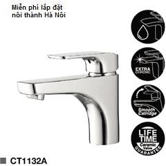 Vòi chậu COTTO CT1132A