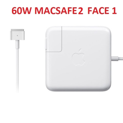 APPLE 60W MagSafe2 Power Adapter FACE 1