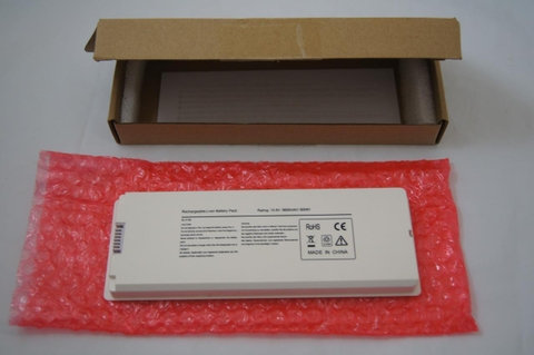 Battery MacBook White 13INCH A1181 A1185 5600mAH 60Wh A0A07 A1185W
