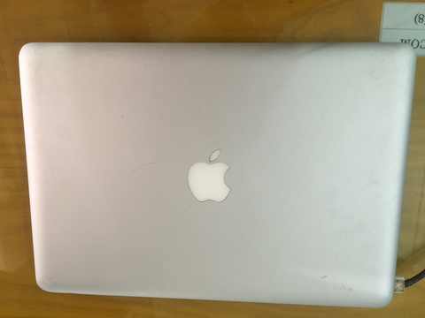 Apple MACBOOK PRO MD313LL/A CORE I5 (I5-2435M) 2.4 GHZ / RAM 4GB / HDD 500GB 96%