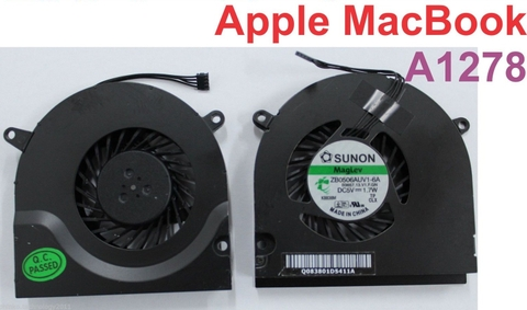 Cooling Fan CPU MACBOOK A1278 13