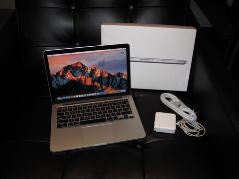 MacBook Pro RETINA Early 2013 3.0 GHz Core i7-3540M BTO/CTO - MacBookPro10,2 - A1425 - 2672