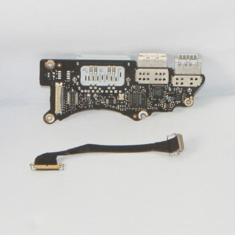 820-3071-A 820-5482-07 820-3071-A HDMI USB-Card Reader Board MacBook Pro 15-034 A1398-Late 2013-2014 2015