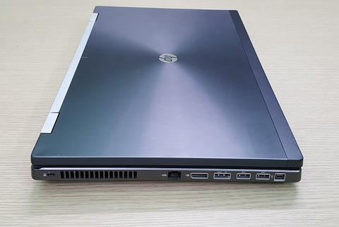 Laptop cũ HP Elitebook 8760w Core i7 2720QM-2820QM, RAM 8GB, HDD 320GB, VGA NVidia Quadro 3000M, 17.3 inch