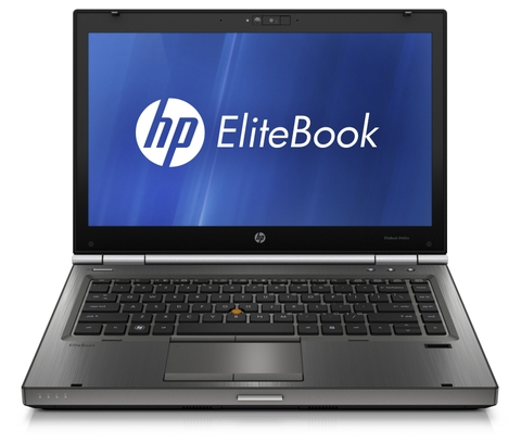 HP Elitebook 8460w cũ Core i7 2620M, 4GB, 250GB, VGA 1GB AMD FirePro M3900, 14 inch 1600x900
