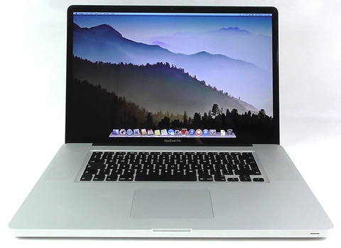 MacBook Pro A1297 17 INCH Mid-2010 Core i7-620M 2.66 GHz / RAM 8GB / HDD 500GB MỚI 99%