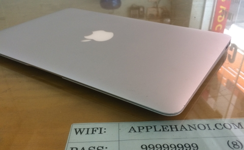 Macbook Air 2012 11inch MD223 Core i5 1.7GHz Ram 4gb ssd 64Gb 99%
