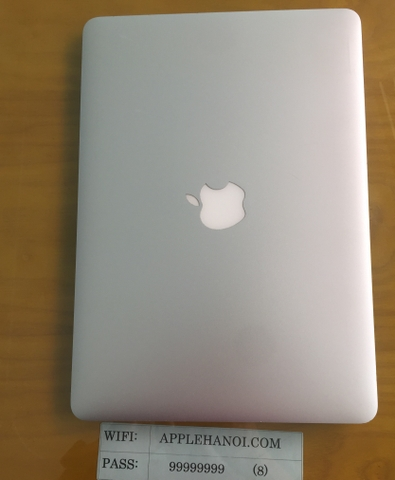 Macbook air MJVE2 EARLY 2015 13.3 I5 RAM 4 SSD 128 ĐẸP 95%