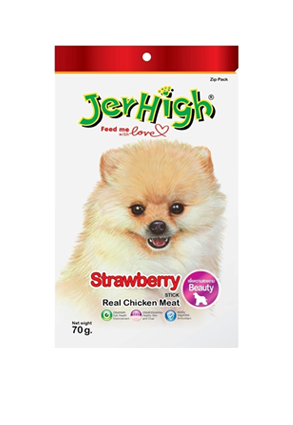 Jerhigh Fruity Stick Strawberry