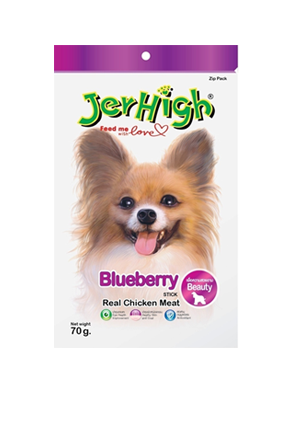 Jerhigh Fruity Stick Blueberry