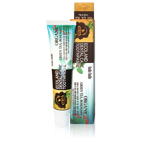 Budle'budle Ecoland Dental care toothpaste