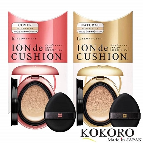 Phấn Nước FLOW FUSHI Ion De Cushion Foundation