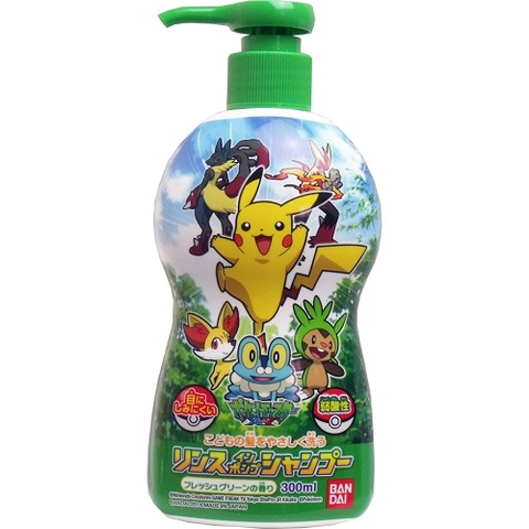 Dầu Gội POKEMON 300ml