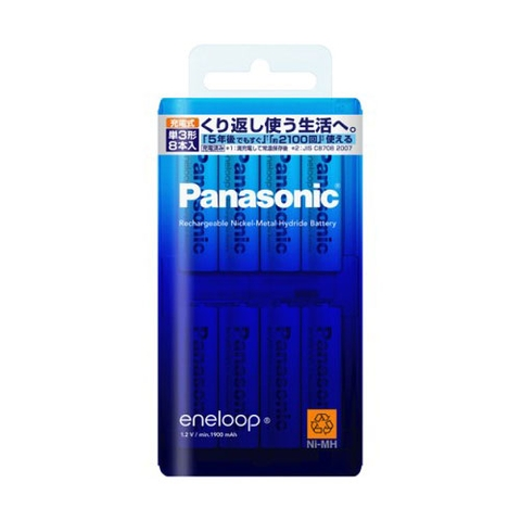 Panasonic pin sạc 8v