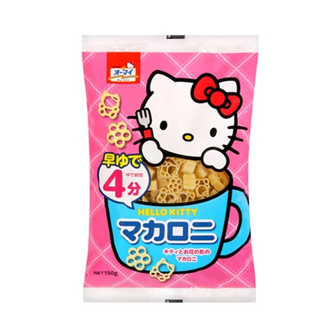 Mỳ nui Hello Kitty