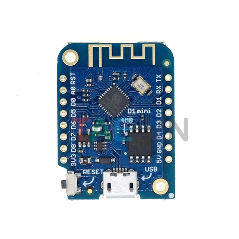 Module ESP8266 D1 WiFi Mini V3