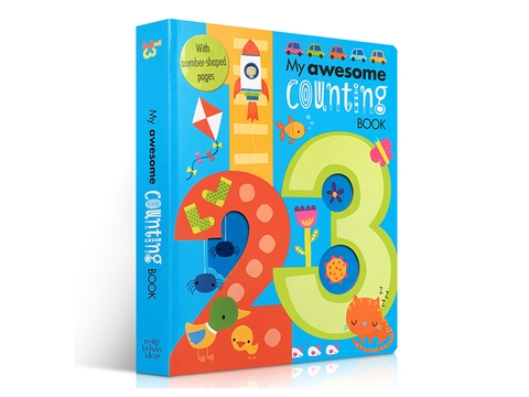 My Awesome Counting Book - BK51499