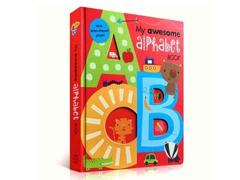 My Awesome Alphatbet Book - BK51299