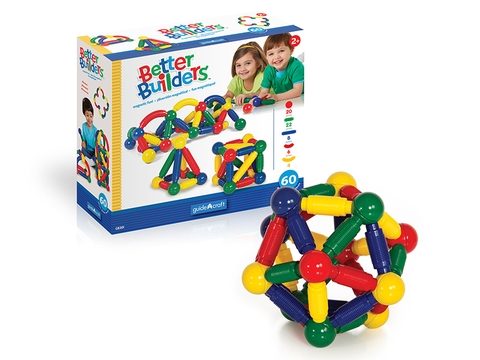 Better Builders 60 Piece Set - G8301