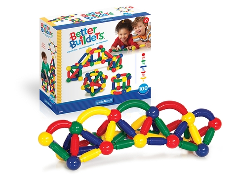 Better Builders 100 Piece Set - G8302