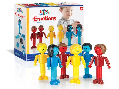 Better Builders® Emotions 30 Piece Set - G8306