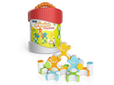 Grippies® Stackers 16 Piece Set - G8313