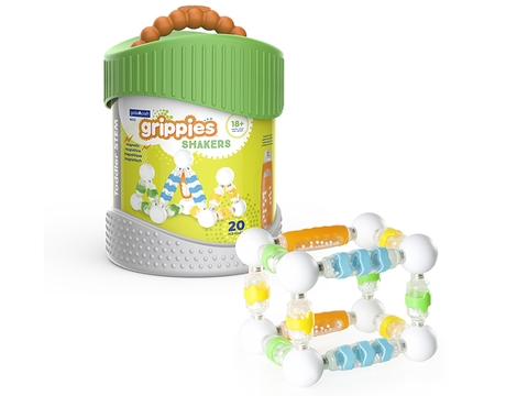 Grippies® Shakers 20 Piece Set - G8321