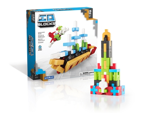 IO Block 192 pc Set - G9602