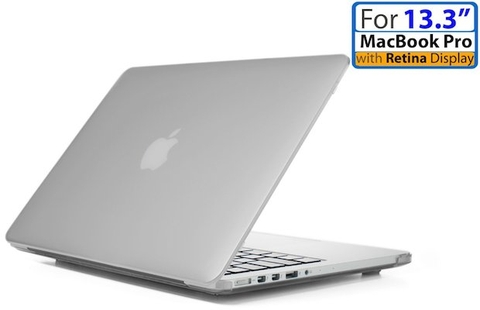 Ốp Nhựa Frosted Crystal Macbook Pro 13