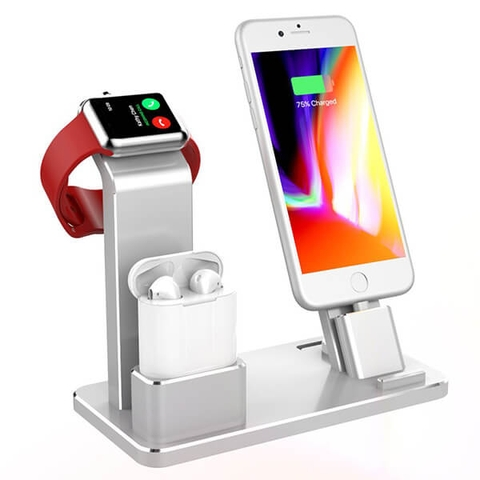 Dock Sạc 3in1 Cho Apple Watch | iPhone | Airpods